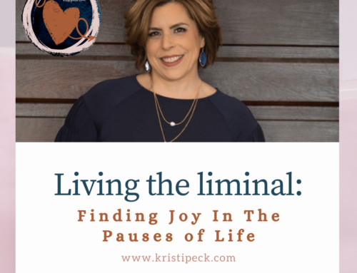 Living the Liminal: Episode 43 – Learning through relationships with others and ourselves